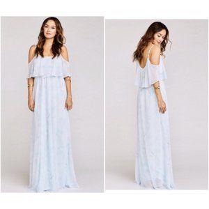 Show Me Your Mumu Caitlin Maxi Dress Babers S NEW